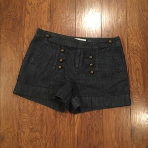 Anthro Daughters of the Liberation Shorts Sz 10